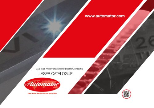 Laser catalogue