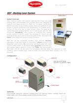 REX II - Marking Laser System