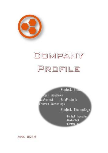 Company Profile-FONTECK