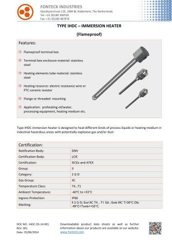 Fonteck TSDC Temperature Sensor/Transmitter