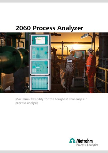 2060 Process Analyzer