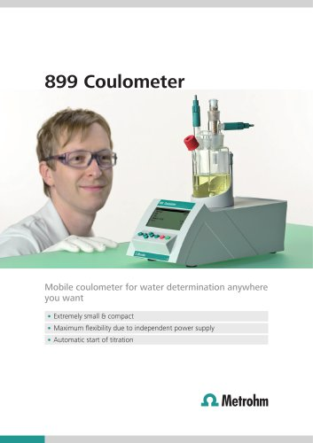 899 Coulometer