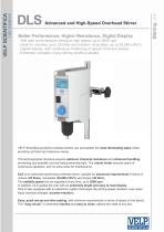 DLS Advanced and High-Speed Overhead Stirrer
