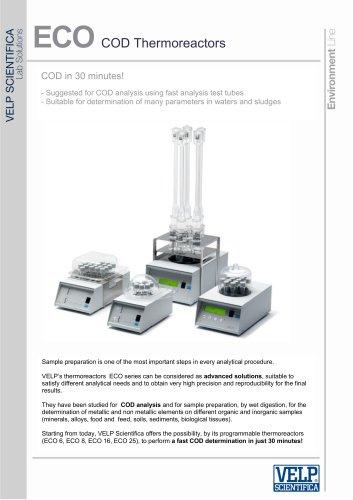 ECO COD Thermoreactors