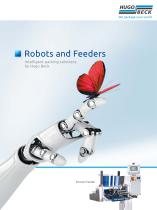 Robots and feeders