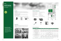 VJFX Series Industrial Auto Discharge Dust Collector