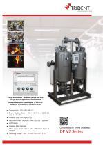Compressed Air Dryers (Heatless) - DP V2 series