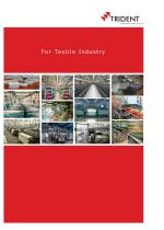 For Textile Industry