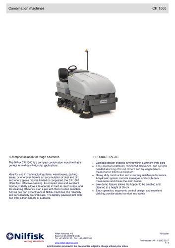 CR1000 B