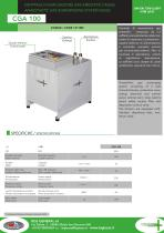 CGA 100 MEDEVICE system