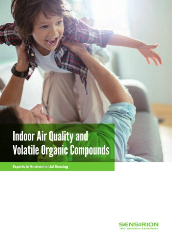 Indoor Air Quality and Volatile Organic Compounds
