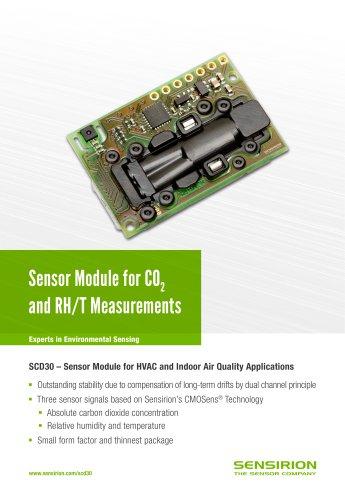 Sensor Module for CO2 and RH/T Measurements