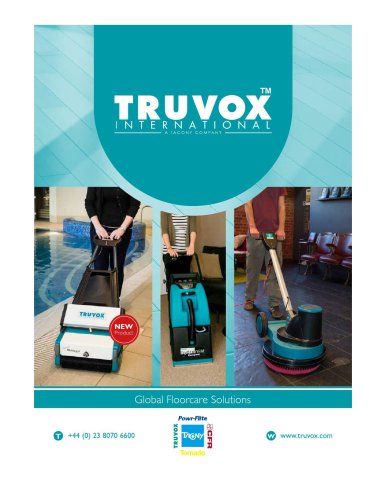 Truvox International Catalogue