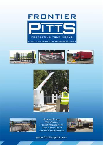 Frontier Pitts Corporate Brochure