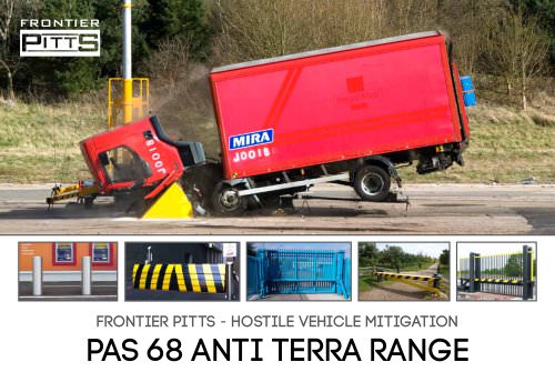 PAS 68 Hostile Vehicle Mitigation Overview