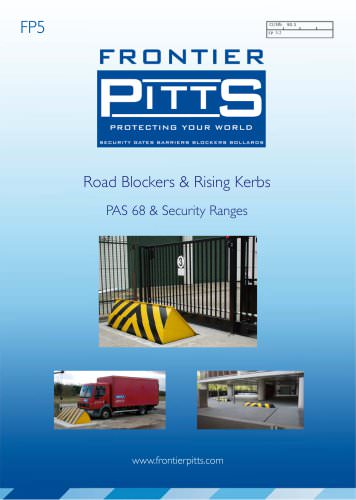 Road Blockers & Rising Kerbs