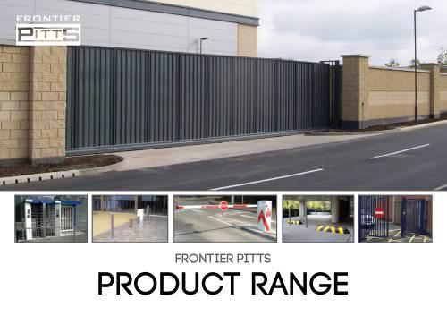 Standard Product Range