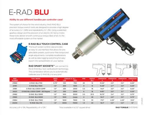 E-RAD BLU (Imperial)