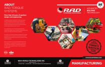 RAD Manufacturing Brochure - 1
