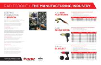 RAD Manufacturing Brochure - 2