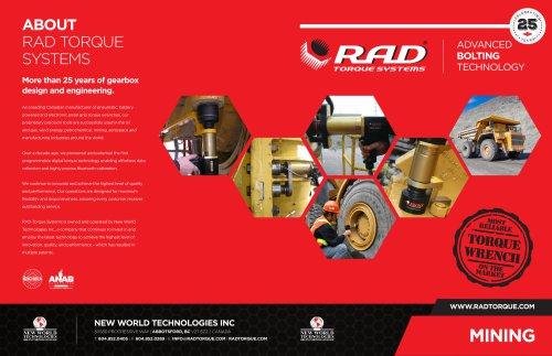 RAD Mining Brochure
