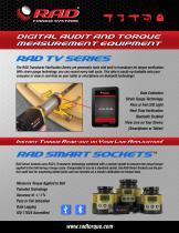 RAD TV SERIES - 1