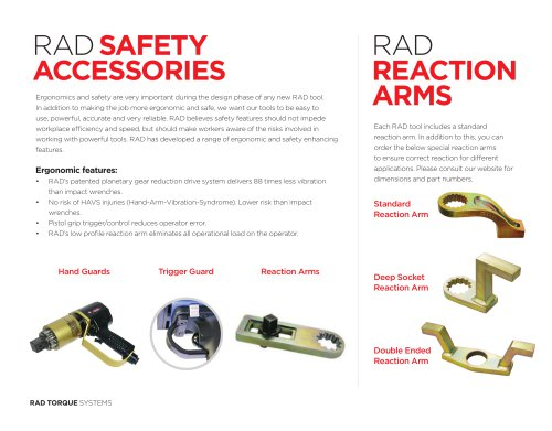RADSAFETY ACCESSORIES