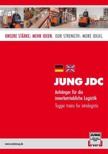 JDC: Solution of internal logistics, EN/DE