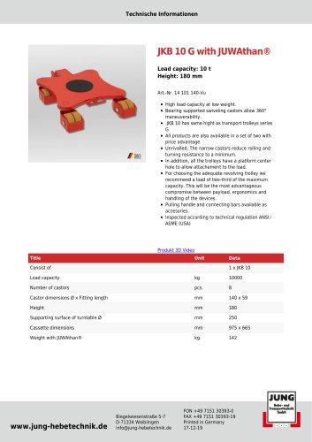 JKB 10 Product Details