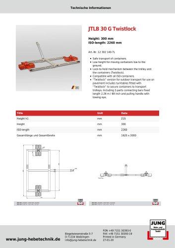 JTLB 30 G TL Product Details