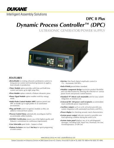 DPC II Plus Dynamic Process Controller? (DPC)