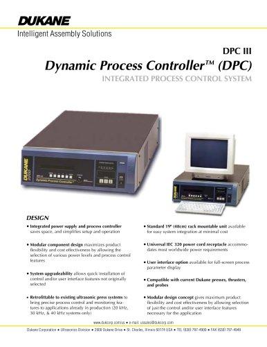 DPC III Dynamic Process Controller? (DPC)