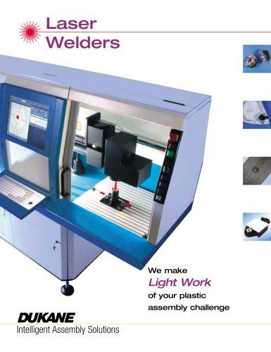 Dukane Laser Welding Brochure