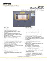 VW5900 Vibration Welder