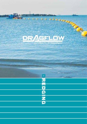 Dragflow dredging