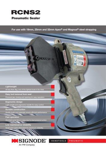 RCNS 2 pneumatic sealer