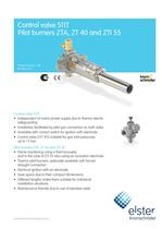Control valves S11T - 1