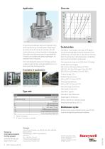 Gas Pressure Regulator GDJ - 2