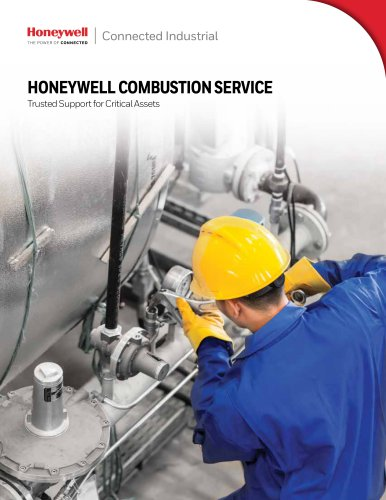 HONEYWELL COMBUSTION SERVICE