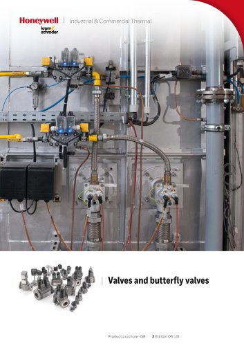 Valves and butterfly valves
