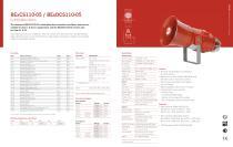 BExCS110-05 Combined sounder & beacon (Zone 1&2, 21&22) - 1