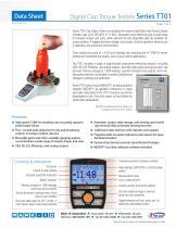 Digital Cap Torque Testers Series TT01 - 1