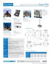 Digital Cap Torque Testers Series TT01 - 2