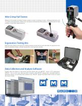 Force and Torque Measurement Products - 7