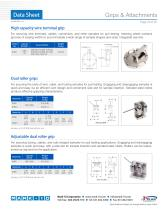 Grips & Attachments 90°peel fixture - 10
