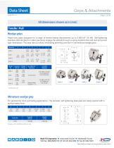 Grips & Attachments 90°peel fixture - 1
