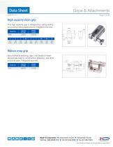 Grips & Attachments 90°peel fixture - 3