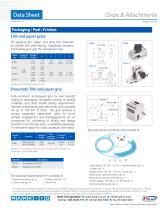 Grips & Attachments 90°peel fixture - 4