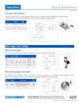 Grips & Attachments 90°peel fixture - 9