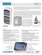 Torque Indicator Model 7i - 1